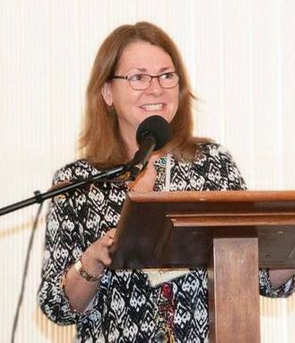 "Lisa speaks at ""Arise"" Women's Retreat, March 2016"