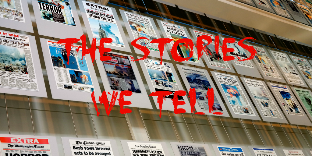 Of 9 11 The Stories We Tell Lisahendey Com