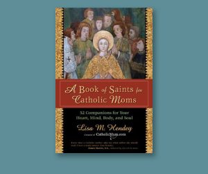A book of Catholic Saints by Lisa M. Hendey