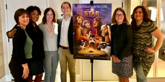 Director Timothy Reckart on Character Development in The Star