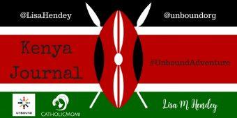 Kenya Journal: Day Seven – February 25, 2018 – Transfigured by Love