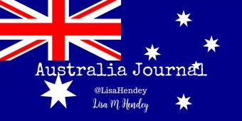 Australia Journal Kicks Off!
