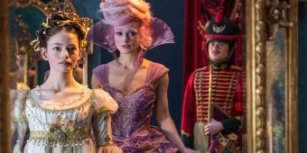 The Nutcracker and The Four Realms: Full of Light, Courage and Mission