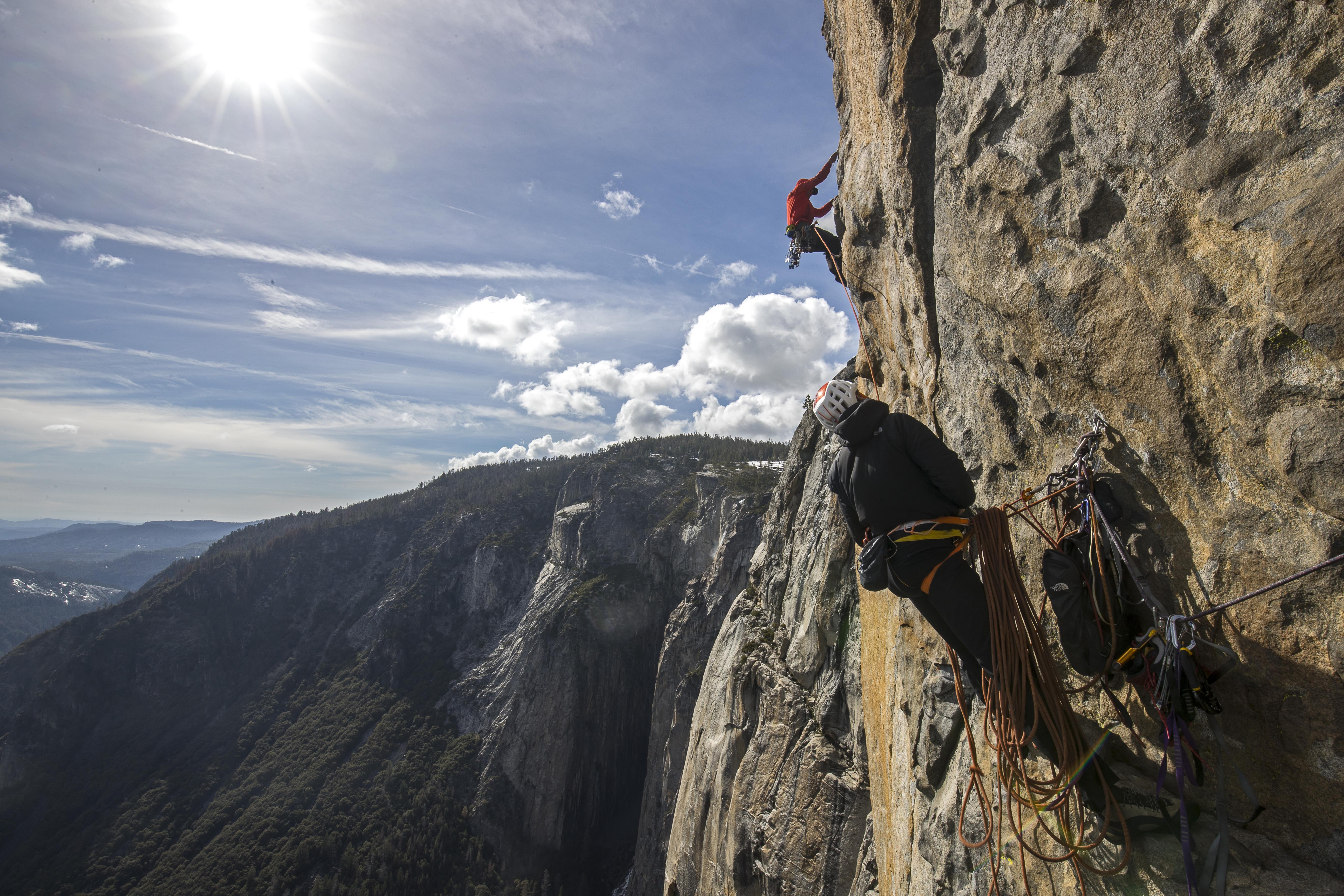Solo: Free Solo: Pulse-Racing, Edge Of Seat Majesty