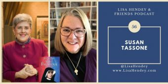 "Susan Tassone ""Day by Day with St. Faustina"" – Lisa Hendey & Friends – Episode #56"