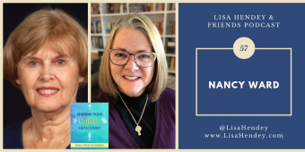 "Nancy Ward ""Sharing Your Faith Story"" – Lisa Hendey & Friends – Episode 57"