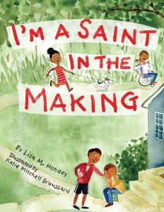 I'm a Saint in the Making Book Cover